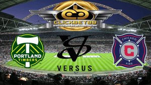 Prediksi Parlay Portland Timbers VS Chicago Fire