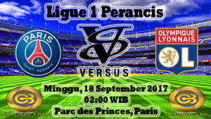 Prediksi Bola Biru Paris Saint Germain VS Olympique Lyonnais