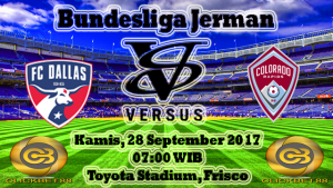 Prediksi Bola Menang Dallas vs Colorado Rapids