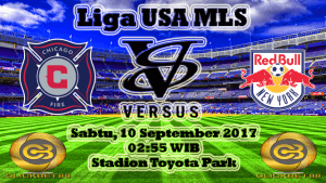 Prediksi Jitu Harian Chicago Fire VS New York Red Bulls
